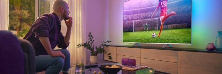 Philips TV nastoji ojačati svoju prednost u izvedbi slike i zaslona usredotočujući se na XXL (izuzetno velike) veličine zaslona u prvoj polovici 2021. godine