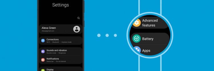 One UI Watch donosi poboljšanje performanse, bolju povezanost između Galaxy Watch uređaja te Android pametnih telefona, kao i pristup većem broju aplikacija.