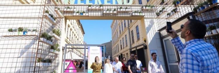 Sudionici ovogodišnjeg Weekenda imali su priliku uživati u predavanju prof.dr.sc. Božo Skoko, vodećeg hrvatskog stručnjaka za nacionalno brendiranje te člana uprave Millenium promocije - vodeće agencije za tržišno komuniciranje u Hrvatskoj
