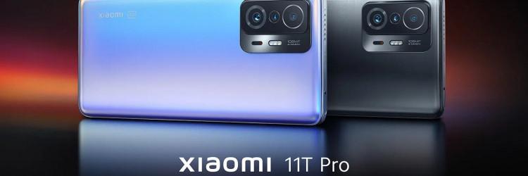 Xiaomi 11T Pro ne samo da donosi mnoštvo performansi, već je opremljen i snažnom trostrukom kamerom isporučenom s profesionalnom širokokutnom lećom rezolucije 108 MP, 2x telemakro lećom te ultraširokom 120° lećom