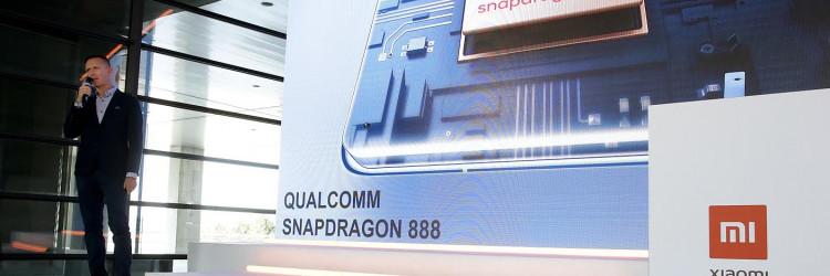 Mi 11 prvi je telefon s Qualcomm Snapdragon 888 procesorom