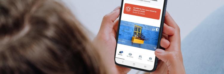 Korisnici u Hrvatskoj i u svijetu danas imaju dvije mogućnosti: mogu sami nadzirati svoje sustave za zaštitu doma, uglavnom putem mobilne aplikacije proizvođača opreme koju koriste ili pak mogu ugovoriti uslugu profesionalnog zaštitarskog nadzora