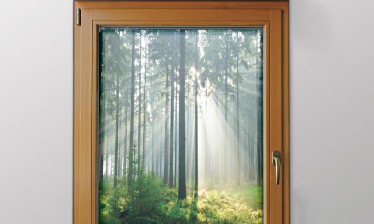 Za one koji preferiraju prirodan izgled drveta, GEALAN nudi ekskluzivne Realwood folije