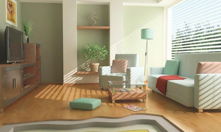 Knauf Insulation podne ploče TP koriste se kao zvučna izolacija (izolacija od udarnog zvuka) u međukatnim konstrukcijama stambenih i poslovnih prostora