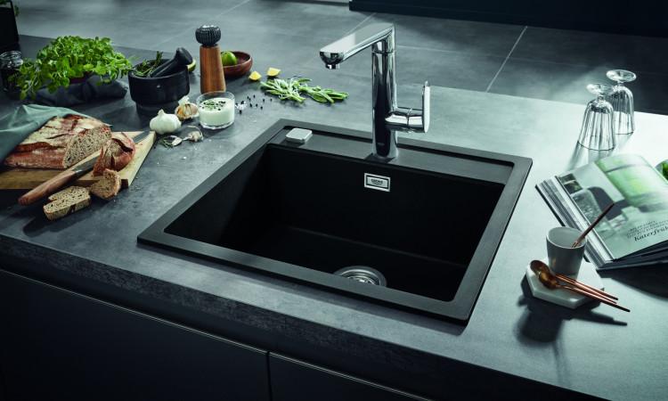 Glavna današnja podjela na sudopera ide na materijal izrade.