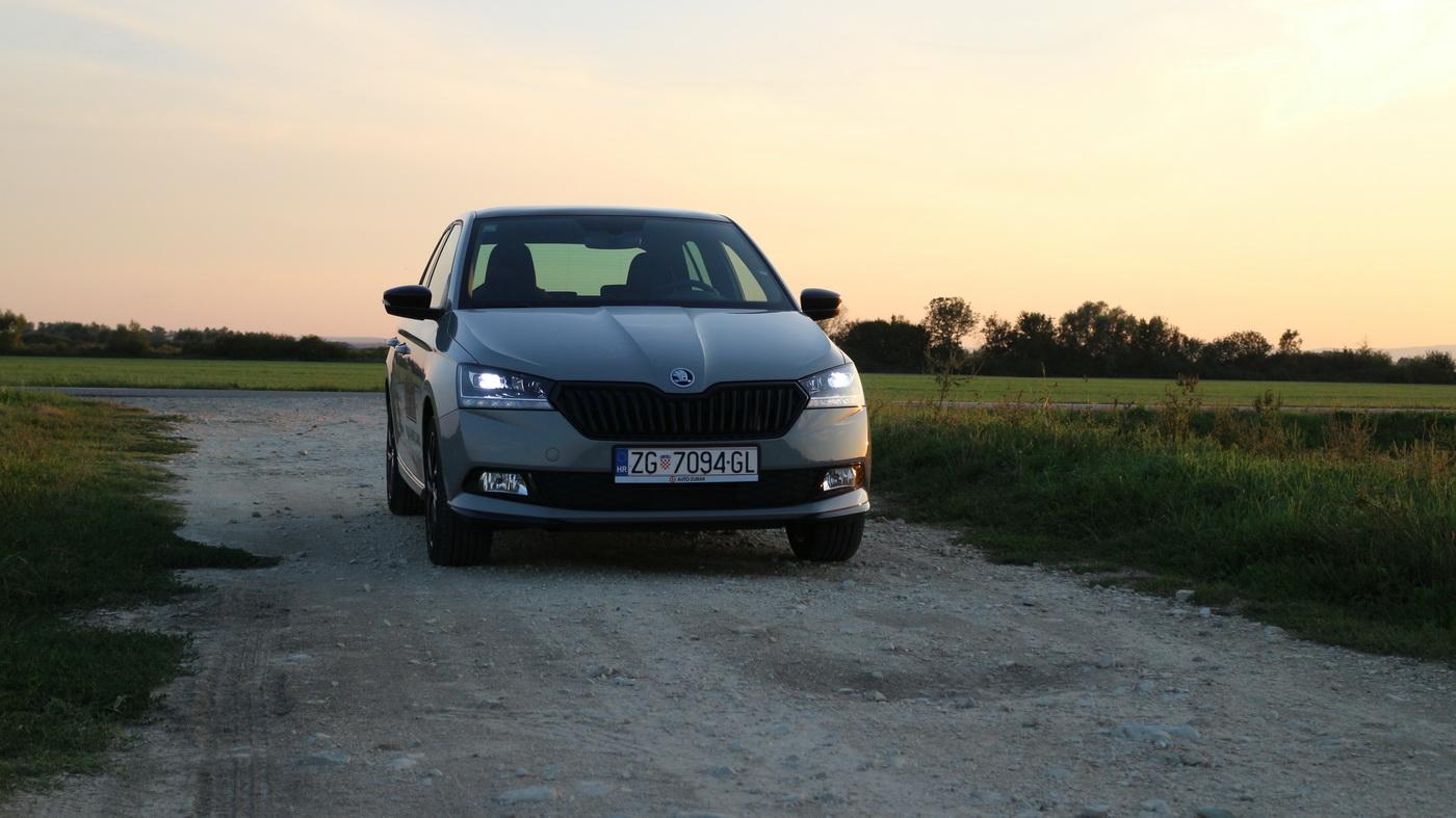Test: Škoda Fabia Monte Carlo 1.0 TSI – ozbiljno dobra