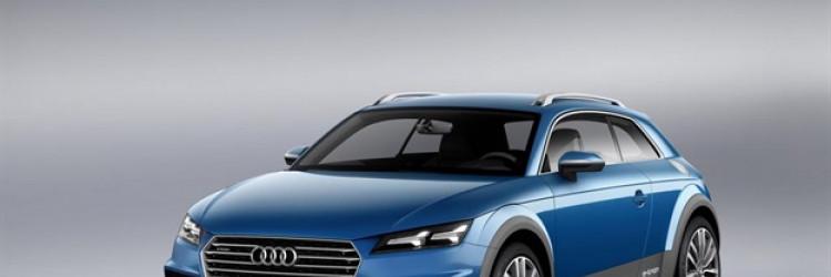 Audi predstavio Allroad Shooting Brake koncepta uoči njegove premijere na auto showu u Detroitu