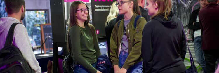 Hrvatski Telekom aktivno se zalaže za promociju STEM aktivnosti i položaj žena u znanosti kroz dugogodišnje ulaganje u projekt Generacija NOW u kojem je sudjelovalo preko 300 obrazovnih ustanova i preko 2200 djece i mladih