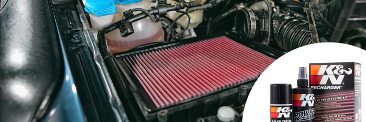 Održavanje se svodi na vađenje filtra, njegovo pranje, sušenje te nanošenje specijalnog ulja